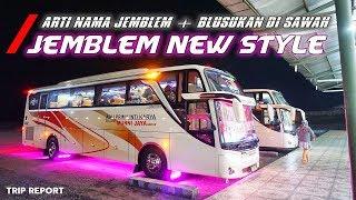 Gambar cover ARTIS Selatan [ ANTI ] Pelan ! Pinky Style JEMBLEM - Trip Report Murni Jaya E159 Jemblem -