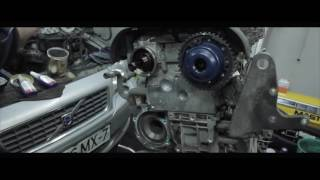 Volvo S80 AWD 2 5 Turbo  Ремонт двигателя  Часть 3  Муфты VVT