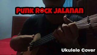 """""""Punk Rock Jalanan"""" - Ukulele cover"""