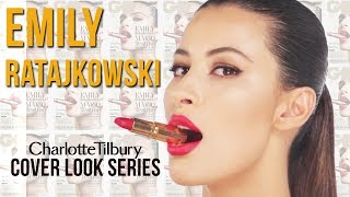 Makeup Tutorial: Emily Ratajkowski GQ Cover (Cover Look Series #1) - Charlotte Tilbury