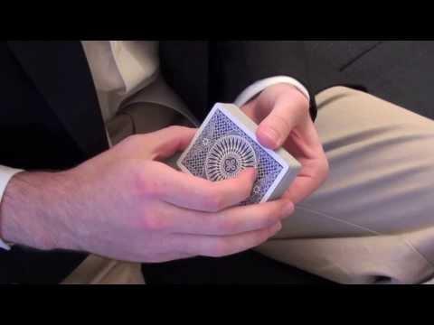 Sleight of Hand 101   TG Murphy's Deck Flip [Flourish] (Beginner)