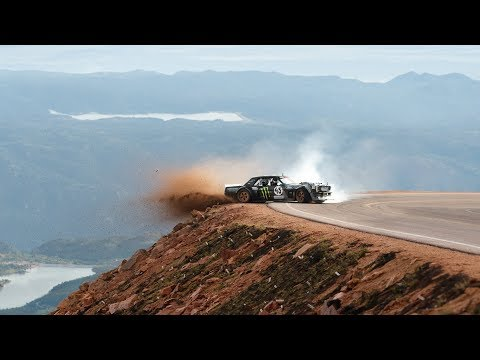 TOYO TIRES | Ken Block's Climbkhana: Pikes Peak Featuring the Hoonicorn V2