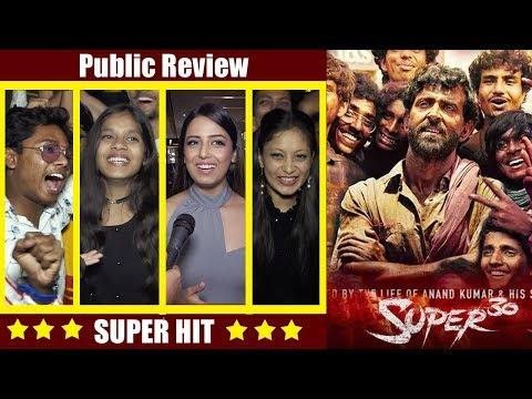 SUPER 30 Movie Public Review | Housefull Show Review By FANS & Celebs| Hrithik Roshan,Mrunal,Pankaj Mp3