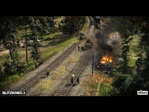 Invading Poland! | Blitzkrieg 3 |
