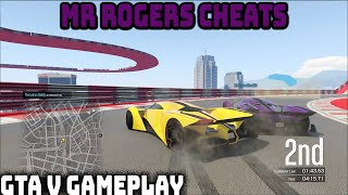 GTA 5 : Rogers Cheats!! + Yogi Hacks!! + I Suck!! :: GTA V Gameplay