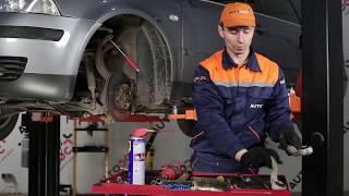 VW Lengőkar kiszerelése - video útmutató