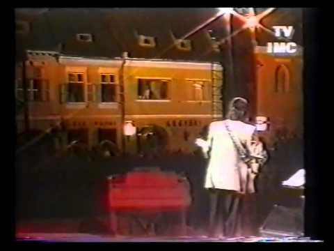 """Dorin Dumitrele - Remember Toto Cutugno Festivalul """"Cerbul de Aur"""" Brasov"""