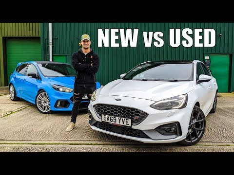 CHEAP Ford Focus RS Vs NEW Focus ST!!