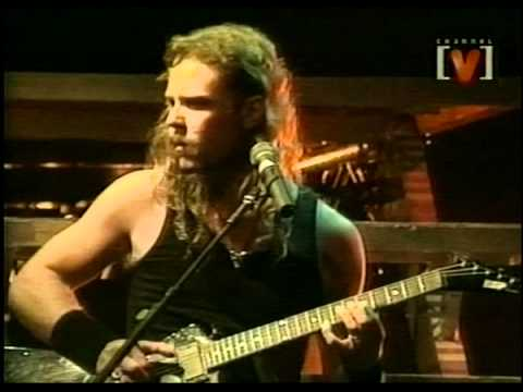 Metallica - Nothing Else Matters (Live 1992) - YouTube