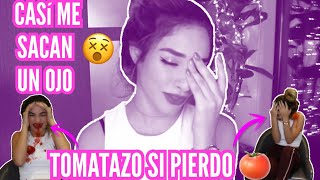 ADIVINA EL ROAST YOURSELF CHALLENGE (EXTREMO) Kimberly Loaiza