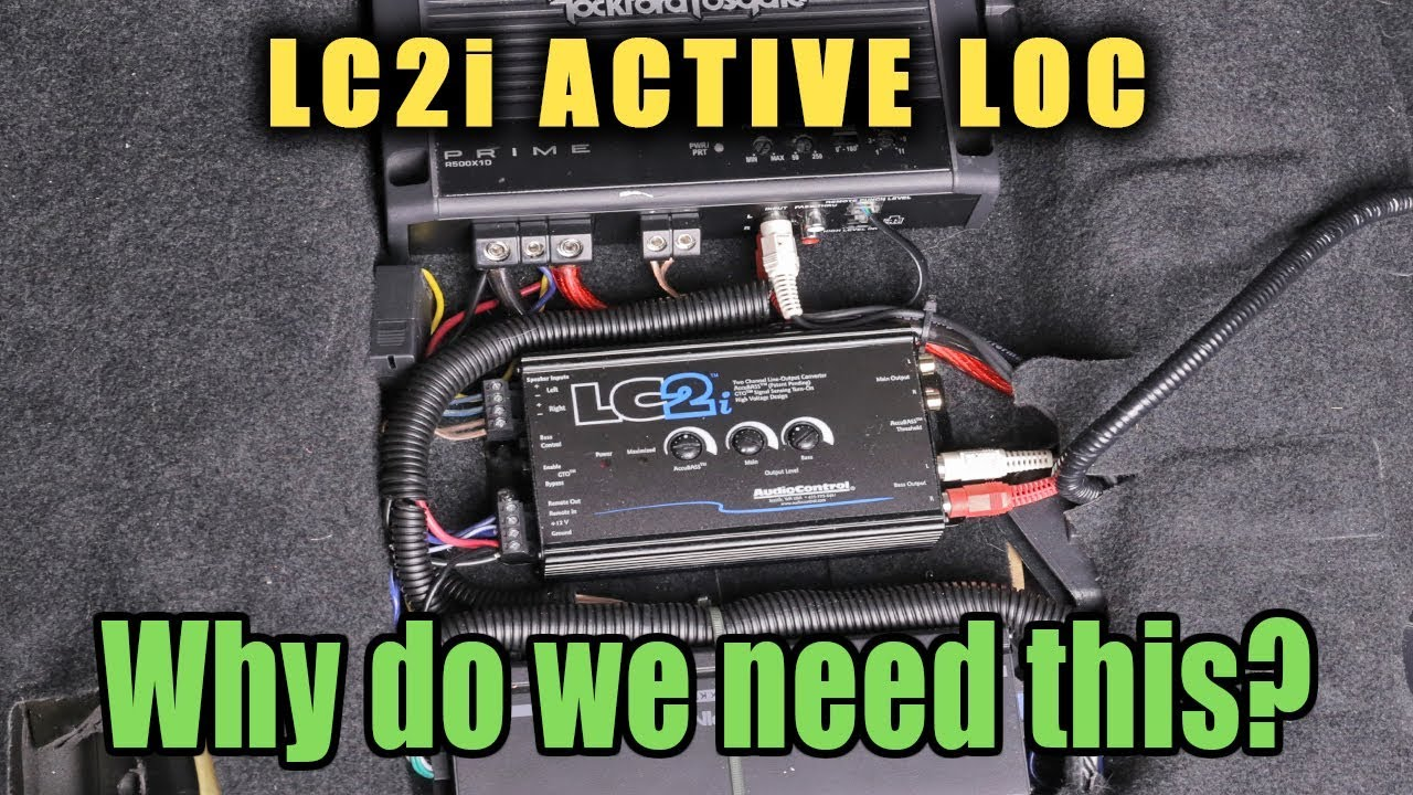 LC2i Active Line Out Converter Discussion and Review
