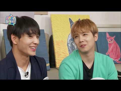 【TVPP】Lee HongKi,Choi JongHoon(FTISLAND) -what's their cat? 홍기,종훈(ft아일랜드) - 의 고양이는?@Mylittletv