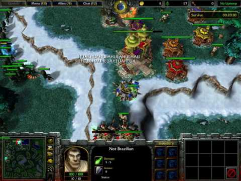 Warcraft III : Attack of the Brazilian #1