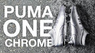 Обзор   Анбоксинг puma one chrome 17