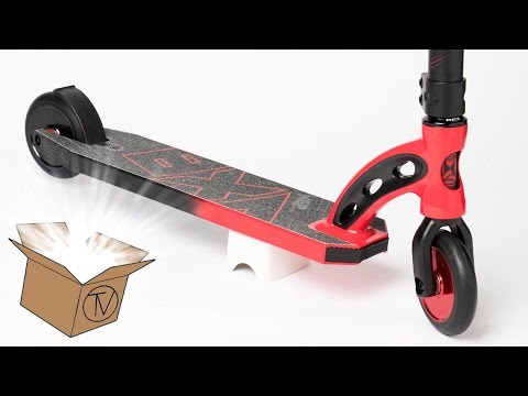 MGP VX8 Pro Complete - Unboxing and Overview │ The Vault Pro Scooters