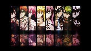 Убийца Акаме - Смерть всех героев - Akame GA kill - death all of the characters ( to tears )
