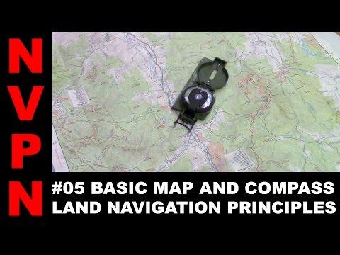 #05 Basic Map and Compass Land Navigation Principles