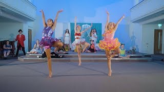 Greatest Showman Medley featuring  Scottish Talent aged 6-16 in our first Stellar Elite Team Video