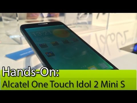 Hands-on: Alcatel One Touch Idol 2 Mini S - Tudocelular.com