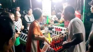 Ночной рынок Таиланд остров Ко Чанг(Весь дух тайцев можно понять побывав однажды на местном вечернем рынке, который не рассчитан на туристов!, 2016-08-18T16:29:08.000Z)