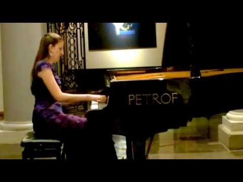 Scriabin: Sonata Op.23 (III-IV). Vlada Vassilieva
