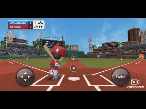 Playing Baseball 9 Episode 2 Win The Match 7 Home Runs