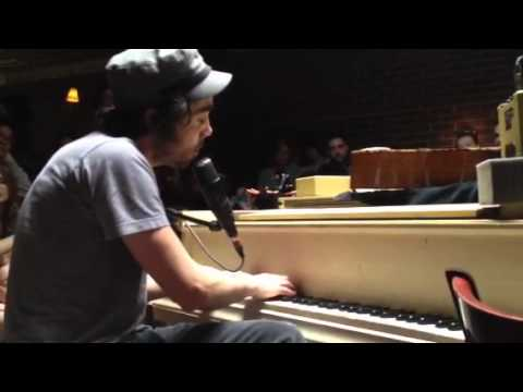 Patrick Watson  The Great Escape   at The Manhattan Inn  Greenpoint Brooklyn, NY