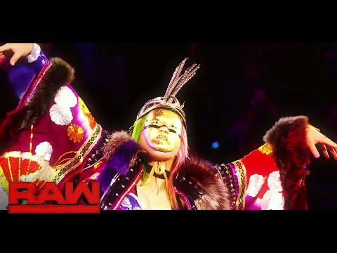 Asuka makes her Raw debut at WWE TLC: Tables, Ladders & Chairs: Raw, Sept. 25, 2017