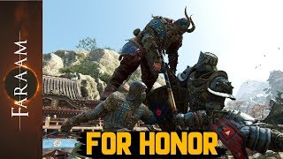 [For Honor] Entertainment pure! Gladiator is nice.