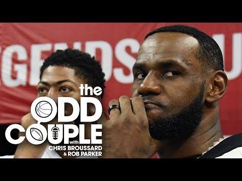 Chris Broussard & Rob Parker - Is LeBron James' Image Irreparably Damaged?