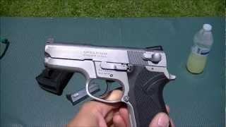 Old school smith & wesson mod 6906