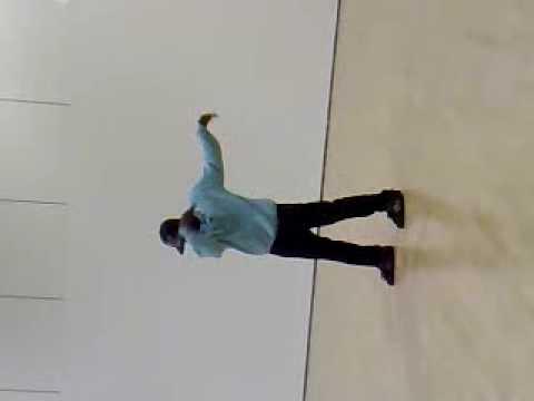 Hazeley's best dancer