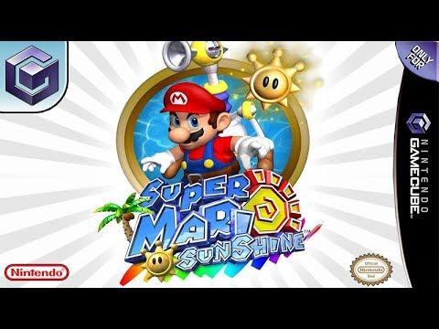 Longplay Of Super Mario Sunshine [HD]