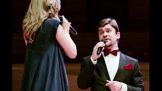Павел Иванов (вокал). Фестиваль ОЧАРОВАНИЕ ДЖАЗА (14.02.2016)
