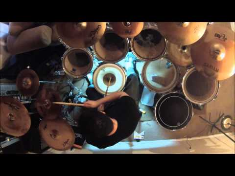 All That Remains - Some of the People, All of the Time (Drum Cover)
