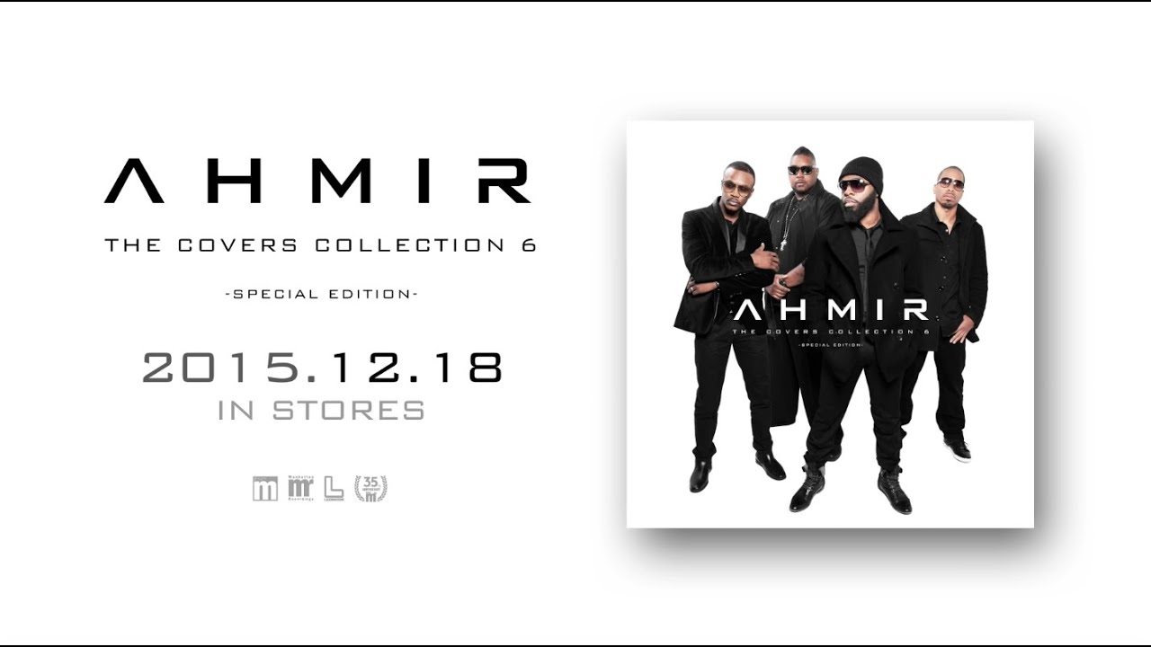 Ahmir - The Covers Collection Vol.6 (Official Trailer) - YouTube ac5e3426e3c