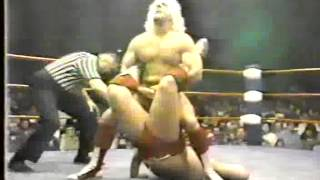 Ric Flair vs Terry Gordy