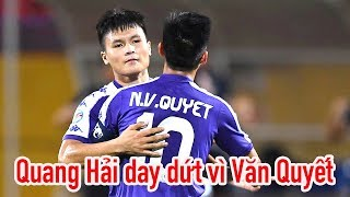 Quang Hải day dứt với Văn Quyết vì danh hiệu Cầu thủ xuất sắc nhất V-League 2019