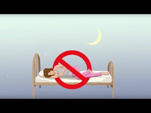 Easy peasy — sleep yourself to better health!