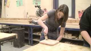 Mr. David Albert's Lakeview High School Woodshop Classes 2011