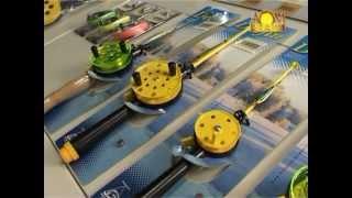 видео Как выбрать блесну для зимней рыбалки?