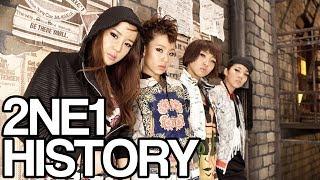 2NE1 HISTORY 2009  - 2019 UPDATED