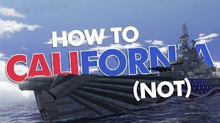 BUNS OF THE PATRIOTS | CALIFORNIA