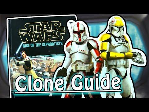 Star Wars RPG: Clone Trooper Guide