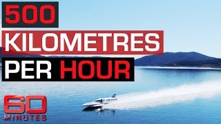 Death Defying: Fastest Humans On Water | 60 Minutes Australia