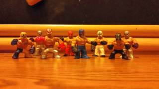 WWE Rumblers - Rey Mysterio Collection