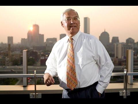Thomas M. Menino, Boston's longest serving mayor, has died at 71