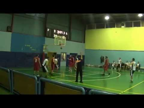 Basketaki The League - Staff Bulls Vs Harlems (29/11/2014)
