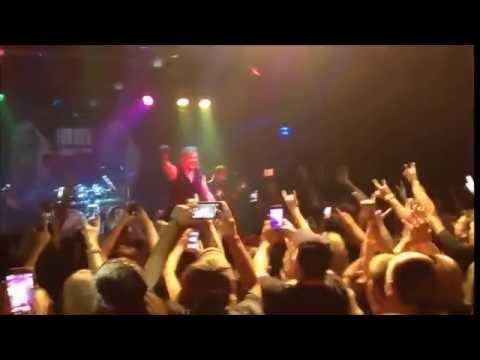 SEBASTIAN BACH - Oddbodys Dayton Ohio 2015