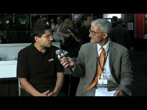 SYS-CON.tv @ 9th Cloud Expo   Reza Malekzadeh, VP of Marketing at Nimbula